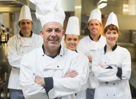 Especialistas em food services